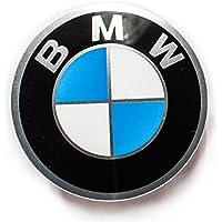 BMW marchio dell'emblema 45 millimetri centro del volante Cap Badge della decalcomania 36131181082