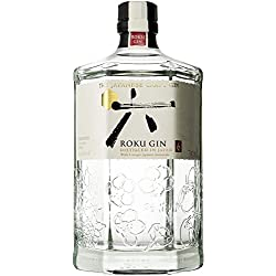 Roku Japanese Craft Roku Gin (1 x 0.7 l)