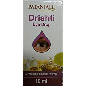 patanjali Drishti Eye Drop (10 ml) Top 10 Natural Health Care Patanjali Products