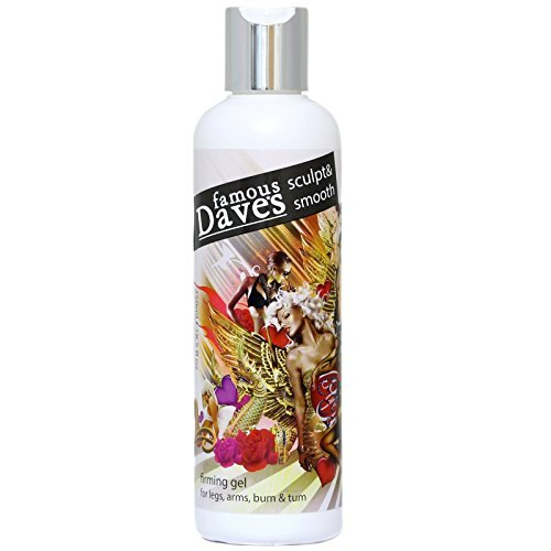 famous-daves-sculpt-smooth-250ml-anti-cellulite-and-firming-gel-for-legs-arms-bum-and-tum-by-famous-
