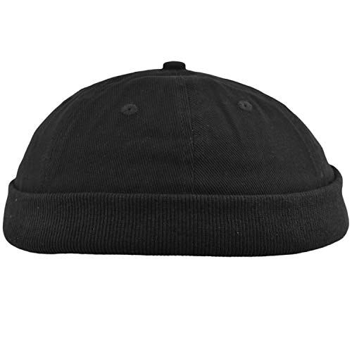 Dockers Cap Klettverschluss Mütze Herren schwarz onesize