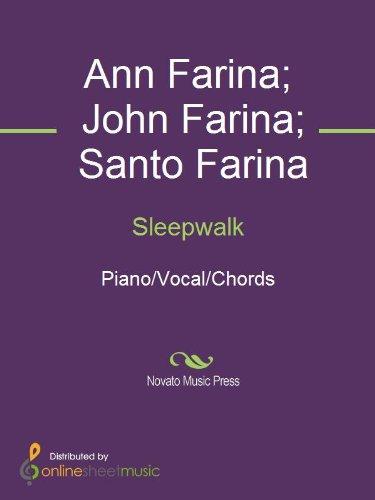 Sleepwalk (English Edition) eBook: Ann Farina, John Farina, Santo ...