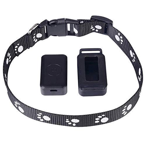 Localizzatore GPS per animali domestici, Rilevatore GPS per animali domestici, Dispositivo anti-smarrimento del veicolo per bambini anziani, Cane gatto, Gatto, Pecora, Cerchio da caccia per cavalli, L