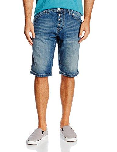 Tom Tailor Denim Short Josh, Jeans Homme Bleu (light stone wash denim 1051)