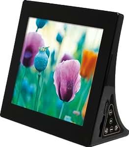 rollei designline 4083 digitaler bilderrahmen 8 zoll kamera. Black Bedroom Furniture Sets. Home Design Ideas
