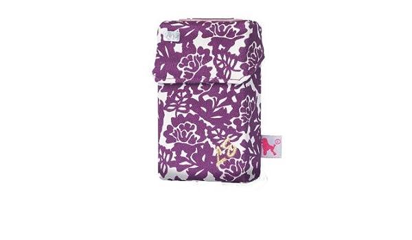 a45a5d279f4b Smokes T-Shirt - Pink Poodle Design  Royal Palace Cigarette Case Bag   Amazon.co.uk  Luggage
