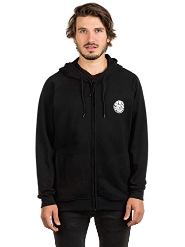 Rip Curl Sideways Fleece, Man Color: Arona Black