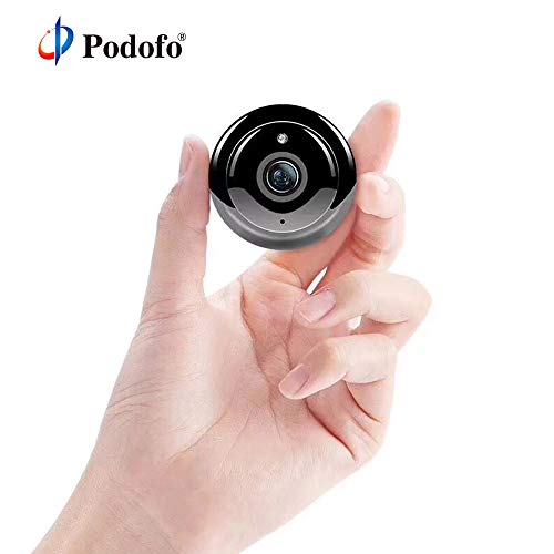 Überwachungskamera Podofo 720P Hd Wireless Mini WiFi Smart Home Security Ip Kamera Onvif Baby Monitor Ir-Cut Nachtsicht Remote View Zwei-Wege-Audio Au-Stecker Innen-mini-wireless-kamera