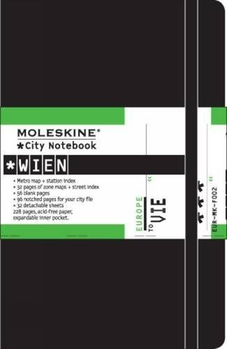 Wien City notebook