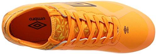 Umbro Jungen Velocita Iii Premier Hg-Jnr Fußballschuhe Orange (Elz Orange Pop/Black)