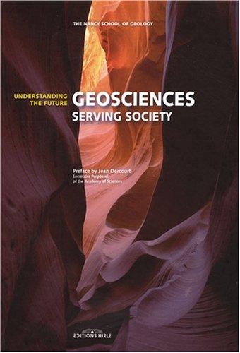 Geosciences : Serving society