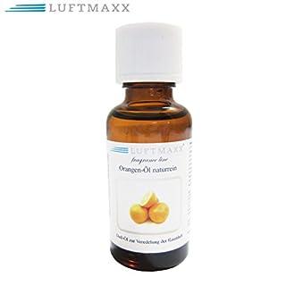 LUFTMAXX Duftöl Orange 30 ml für Staubsauger mit Wasserfilter Wasserstaubsauger und Lufterfirscher