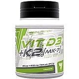 Trec Nutrition Vit. D3 + K2 MK-7 Complément Alimentaire