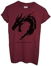 T-Shirt House Of Targaryen Dragon - Film By Mush Dress Your Style
