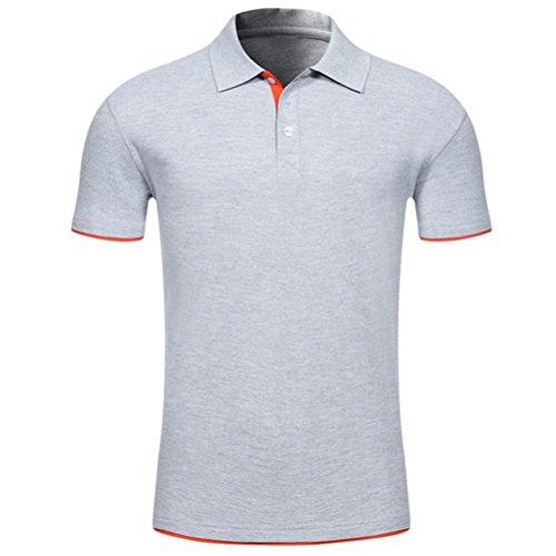 2019 Neue Mode Marken Sommer Polo Shirt Herren Top Grade Kurzarm Slim Fit Gestreiften Streetwear Polo Casual Männer Kleidung Weich Und Rutschhemmend Oberteile Und T-shirts