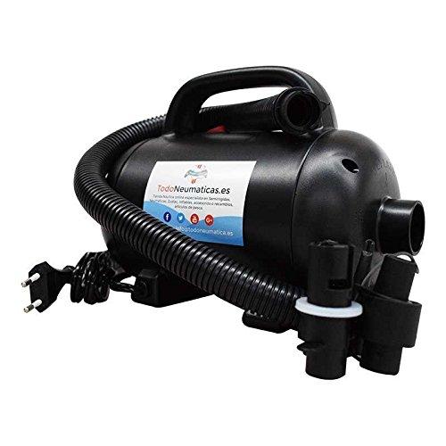Inflador eléctrico de gran caudal Todoneumaticas - 1200 Watios