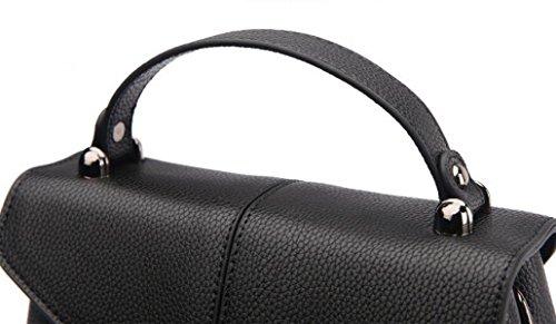 Handtaschen Messenger Bag Handtasche Umhängetasche Handtasche Einfache Und Elegante Atmosphäre Grey