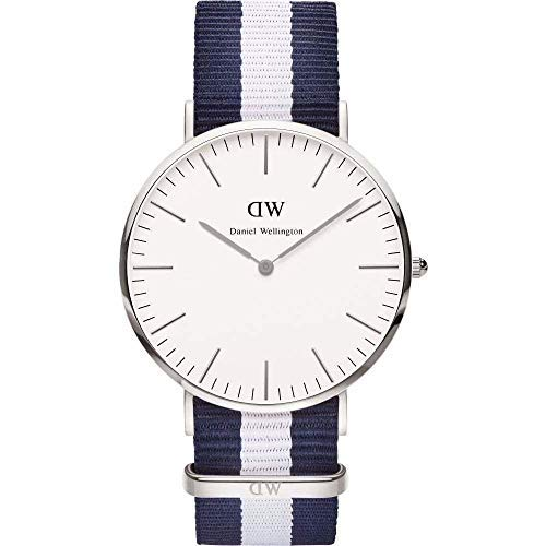 DW - Men's watch 40 mm, SILVER DW00100018 0204DW