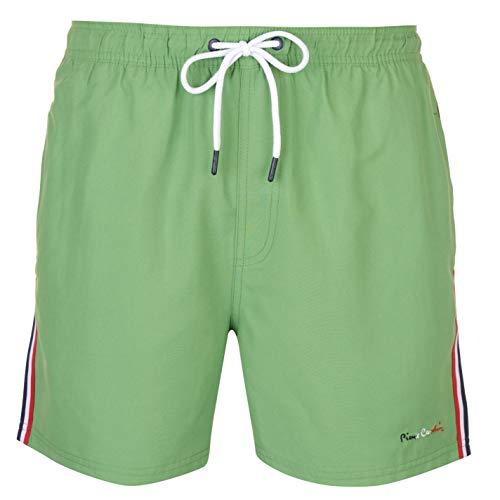 Pierre Cardi - Bañador - para Hombre Verde L