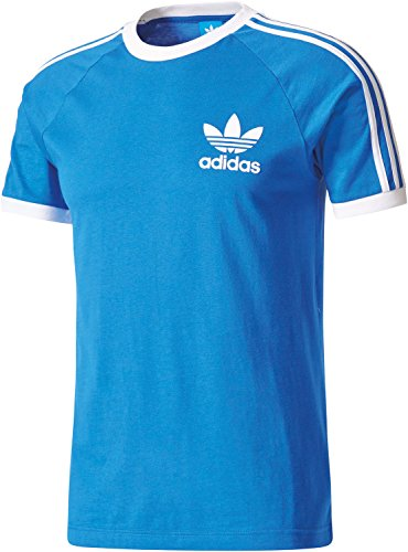 adidas Herren California T-Shirt Blue