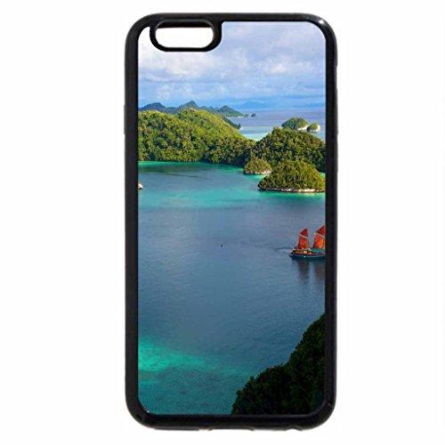 iPhone 6S / iPhone 6 Case (Black) islas paradisiacas