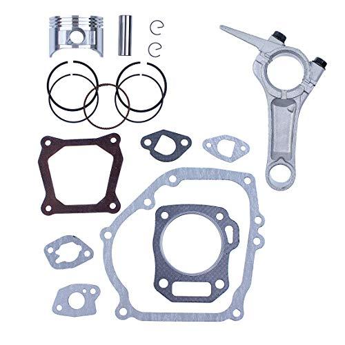 Ruichang Pyston Kit per Honda GX160 GX 160 Motore 5.5 HP Nuovo Pin Anello Clip