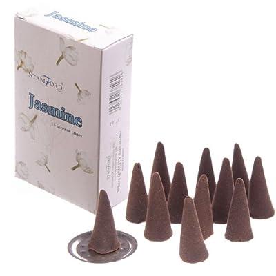 Stamford Jasmine Incense Cones, Multi-Colour
