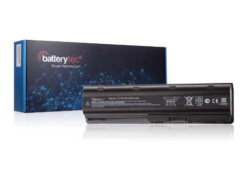 Batterytec® Batterie pour HP Compaq Presario CQ32 CQ42 CQ62 CQ56 G42-100 G32 G56 G62 G72 593553-001 593554-001 dv7-4000eh[10.8V 4400mAh 12 mois de garantie]