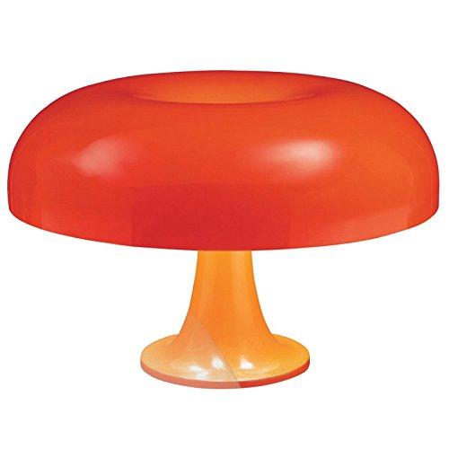 Lampada da tavolo nesso artemide - arancione