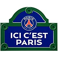 Plaque de rue PSG - Collection officielle PARIS SAINT GERMAIN - Football  Ligue 1 - Taille e8ea9421f11