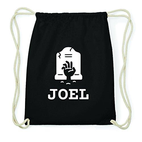 JOllify Turnbeutel Halloween für Joel - Grab Friedhof