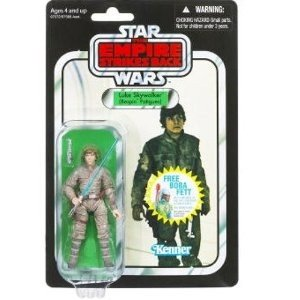 Star Wars 2010 Vintage Collection 04 Luke Skywalker - Figurine 10 cm env