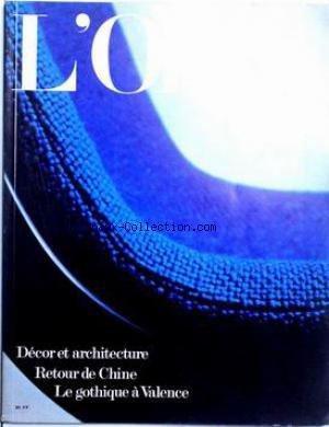 OEIL (L') - DECOR ET ARCHITECTURE - ...