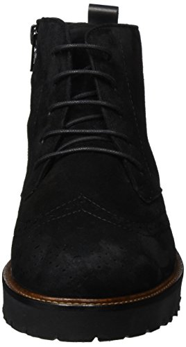Semler Elena-g1/2, Bottes Classiques femme Noir - Noir (001)