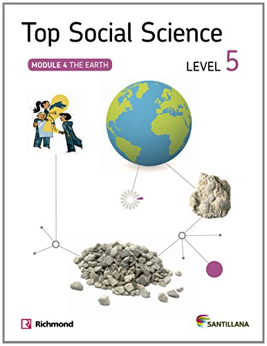 TOP SOCIAL SCIENCE 5 THE EARTH - 9788468020211