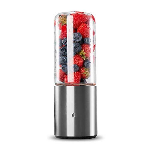 Preisvergleich Produktbild Kitchen Appliances Persönliche tragbare Hochgeschwindigkeits-Saftschale LI SHU (Farbe : Gray)