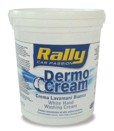 Rally 10421 Dermocream Reinigungscreme für Hände Bianca, 1 L