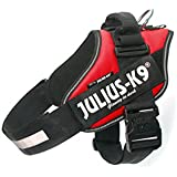 Julius-K9 IDC-Powerharness, Size 3, Red