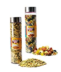 Roastway Foods Premium Seeds Mix and Dry Fruits Trails Mix