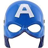Kiditos Marvel's Avengers Captain America LED Mask, Blue
