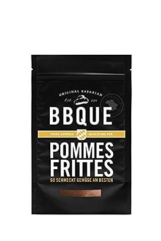 BBQUE Pommes | BBQ-Rub feine Gewürzmischung | 150g Beutel