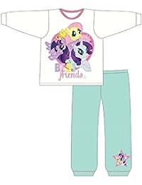 MLP My Little Pony Pijama de Mejor Amigo de mamá e Hija | El Mejor Regalo de Pijama de Navidad para niñas y Damas…