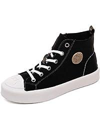 Zapatos pequeños de color blanco para mujer, versión coreana, de la tendencia de la salvaje, informal, de alta calidad, planos, color negro