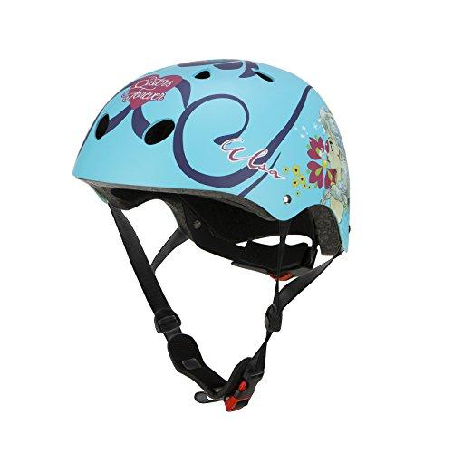 Disney Kinder Skate Helmet Frozen Sports, Mehrfarbig, S