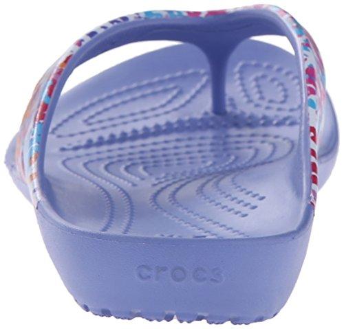 Sandalen Blau Damen lapis Crocs Kadeeiiflrlflpw Violett p6SnOq