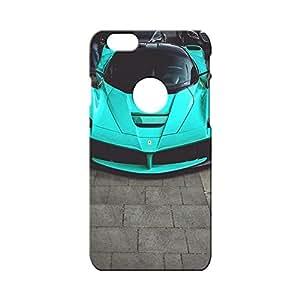 BLUEDIO Designer Printed Back case cover for Apple Iphone 6 (LOGO) - G1068