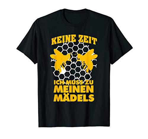 Imker T-Shirts und Bienen Geschenke