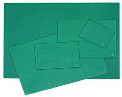 Artcare 20031091 60 X 3 X 45 Cm A2 Synthetic Material Cutting Mat, Green