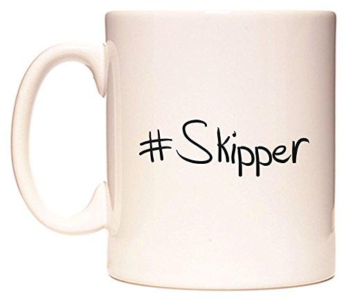 #Skipper Becher von WeDoMugs - Skipper Tee