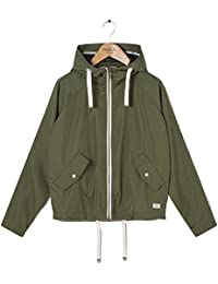 Parka London Kate Lightweight Jacket In Rifle Green